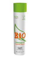 Массажное масло HOT BIO Massage oil cayenne pepper 100 мл.
