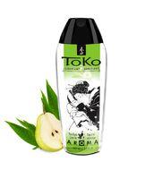 Интимный гель серии TOKO AROMA: аромат PEAR &amp EXOTIC GREEN TEA, 165мл