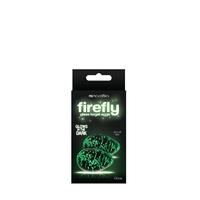 Вагинальные яички для тренировок Кегеля, стеклянные Firefly Glass - Kegel Eggs - Clear