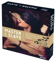 Набор фетиш бдсм аксессуаров Master &amp Slave by tease &amp please