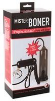 Вакуумная помпа с манометром Mister Boner Professionals Pump