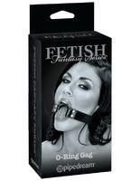 Fetish Fantasy Limited Edition O-Ring Gag Black