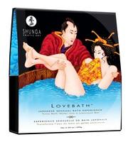 Порошок для принятия ванны LOVEBATH Океанское искушение 650 гр