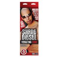 Вибромассажер реалистик Shane Diesel Vibrating Dildo