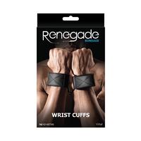 Наручники Renegade Bondage - Wrist Cuff - Black