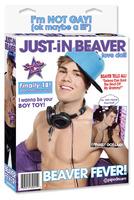 Надувная кукла для женщин Just-In Beaver