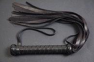 Плеть Тонкий Витень - Битень (550мм, черная)